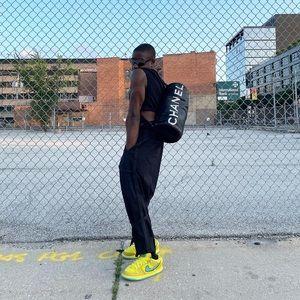 Chanel Sport Cylindrical Shoulder Bag